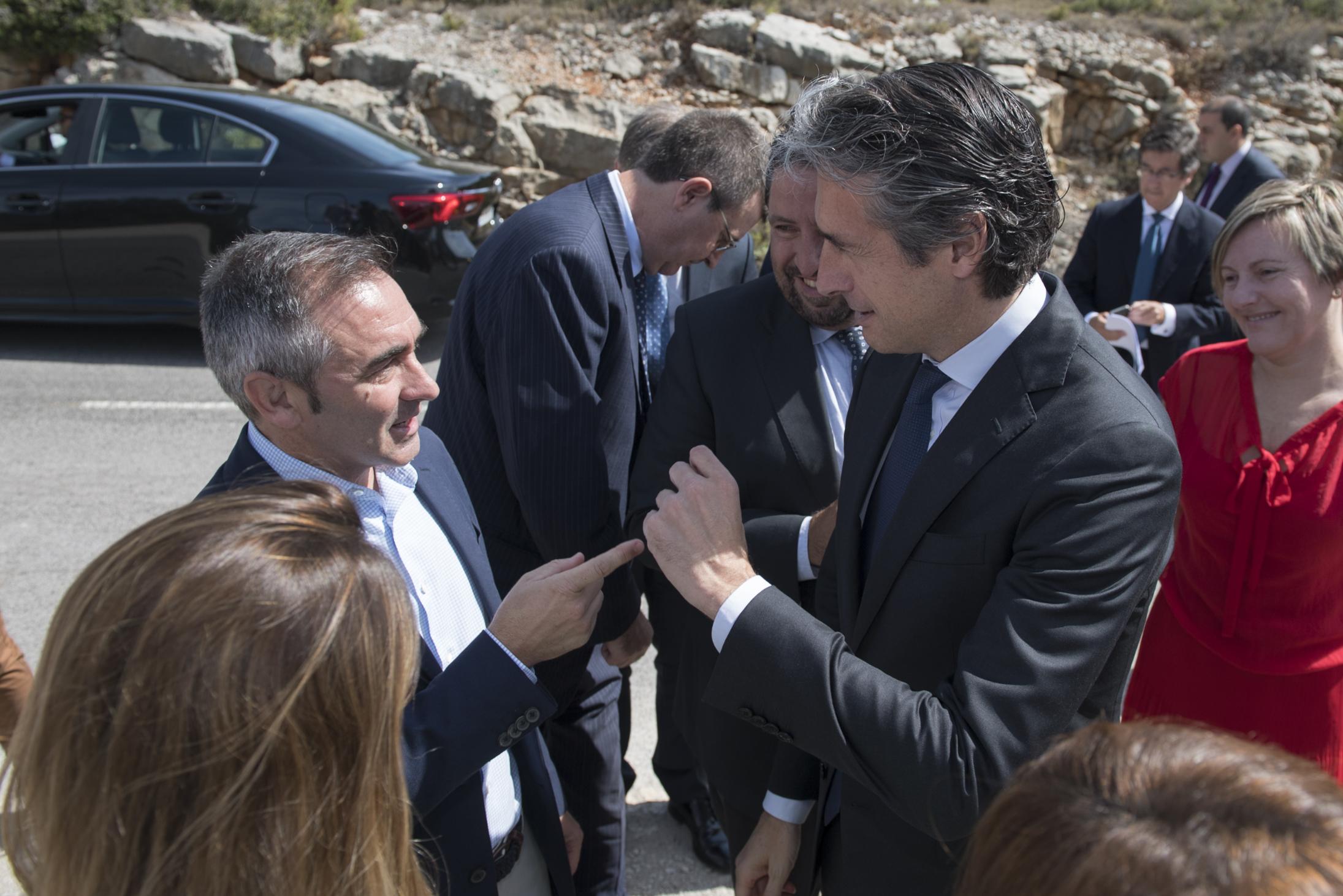 El PP afirma que el Govern Central augmentarà en un 95% les inversions a Castelló