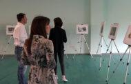 Peñíscola; Inauguració de l'exposició Peñíscola Negra 30-04-2018