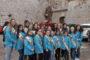 Càlig; Cant de la Lloa i ball de la Dansa a la plaça Nova amb motiu de la Festivitat de Sant Vicent 08/04/2018