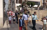 Sant Jordi; Processó i Missa en honor a Sant Jordi 23-04-2018