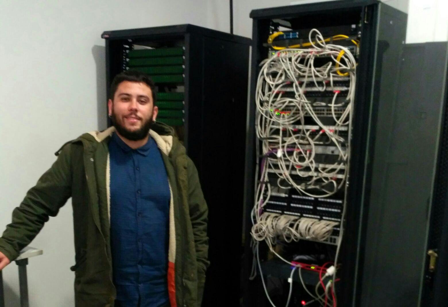 Vinaròs, l'Ajuntament amplia la xarxa de fibra òptica als polígons industrials