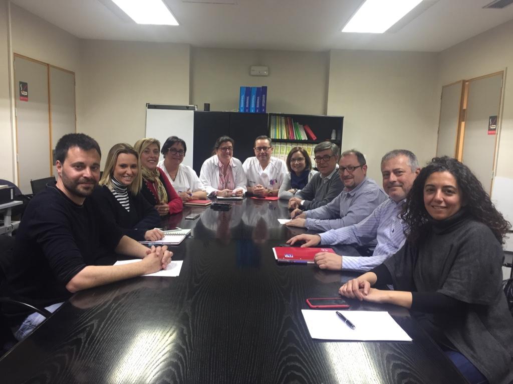 El PSPV anuncia una partida de 800.000€ per ampliar el personal de l'Hospital Comarcal de Vinaròs