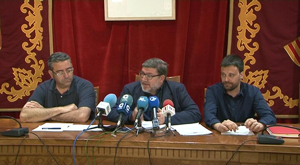 Vinaròs, l'Ajuntament anuncia que les obres del col·legi Jaume I començaran al març del 2019