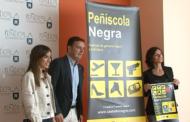 Peníscola; roda de premsa de la Regidoria de Festes 26-04-2018