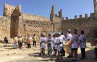 Alcalà, els alumnes dels col·legis participen en les 3es Jornades del Castell de Xivert