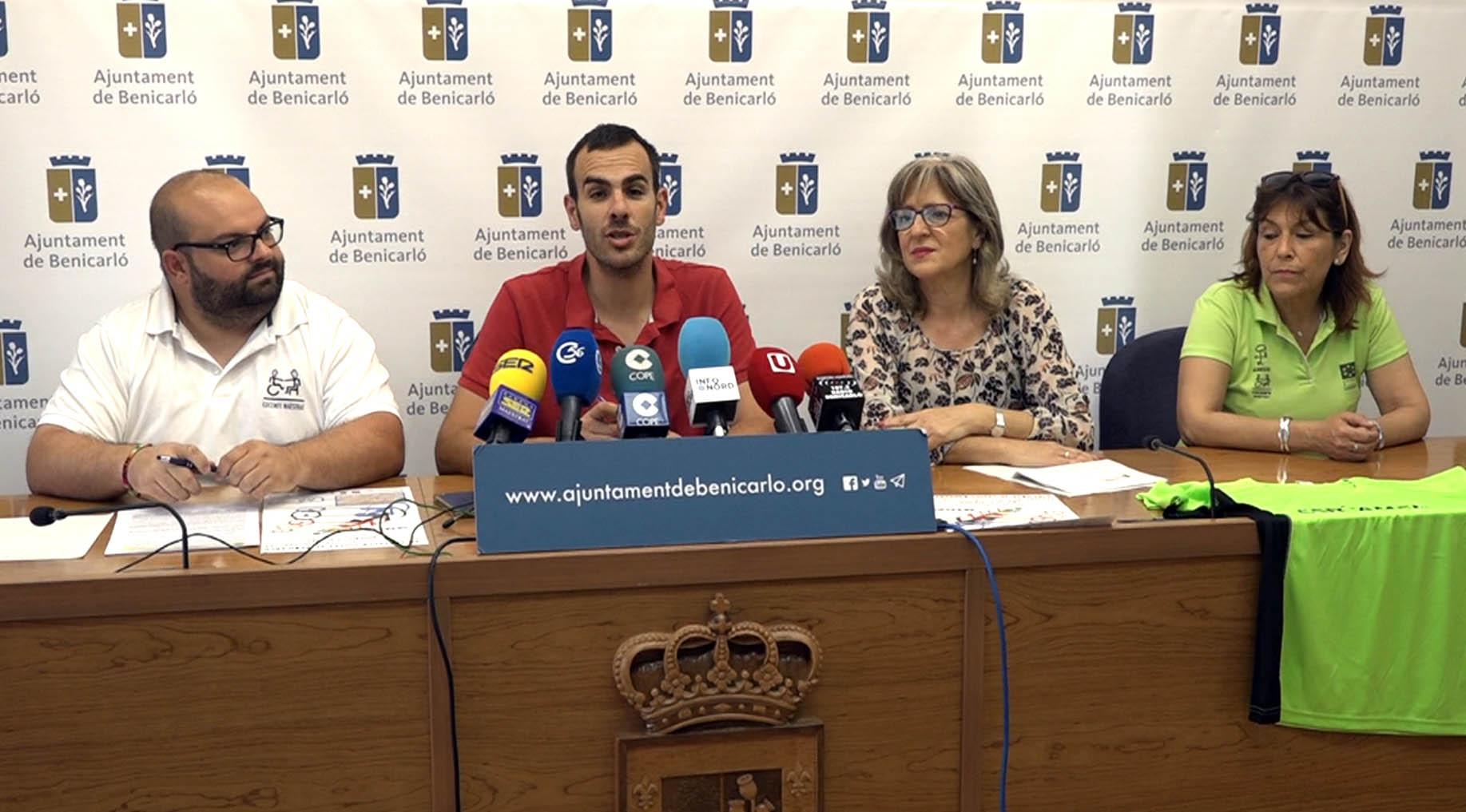 Benicarló, diumenge es disputarà el 7è Certamen de Ciclisme Adaptat