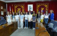 Vinaròs, l'Ajuntament rep als alumnes que han aconseguit  l'Excel·lència Acadèmica