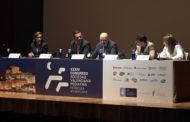 Peñíscola; Inauguració del XXXIV Congrés de l'Associació Valenciana de Pediatria al Palau de Congressos de Peñíscola 04-05-2018