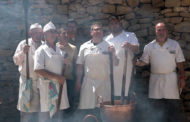 Sant Jordi celebra la romeria al Reial Santuari de la Mare de Déu de la Font de la Salut