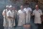Sant Jordi; Tradicional romeria de la població de Sant Jordi  a la Mare de Deu de la Font de la Salut de Traiguera 01-05-2018