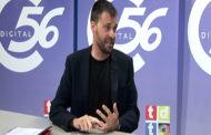 L'ENTREVISTA. Guillem Alsina, Primer Tinent d'Alcalde i regidor d'Obres i Serveis de l'Ajuntament de Vinaròs 11-05-2018