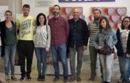 Benicarló; Inauguració de l'exposició de treballs dels alumnes dels cicles formatius de l'IES Ramón Cid 17-05-2018