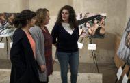 Benicarló; Inauguració de l'exposició <Cambia de moda> al Museu de la Ciutat 17-05-2018