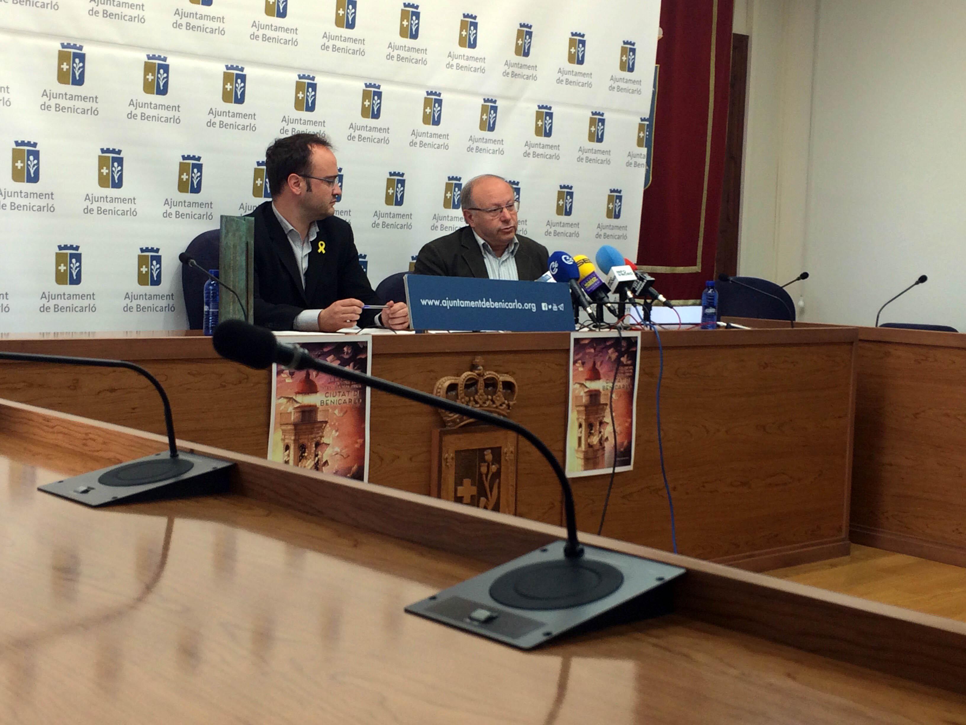 Benicarló presenta la tercera edició dels Premis Literaris