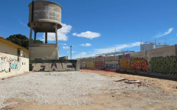 Benicarló les obres a plaça de l'Estació i al Sector 11 Collet II segons els terminis establerts