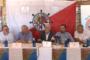Vinaròs; roda de premsa de Tots i Totes SOM Vinaròs 17-05-2018