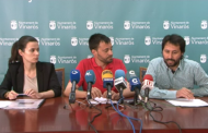 Vinaròs; roda de premsa de l'Ajuntament de Vinaròs 23-05-2018