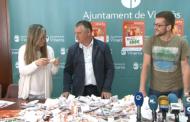Vinaròs; sorteig de la campanya Comprar a Vinaròs té premi 23-05-2018