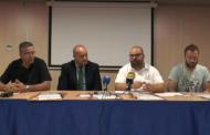 Vinaròs; roda de premsa de COCEMFE 25-05-2018