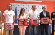 Peníscola; roda de premsa de la Regidoria d'Esports 31-05-2018