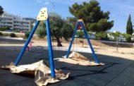 Alcalà, l'Ajuntament destina 31.000€ del superàvit per fer la reparació dels parcs infantils