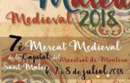 Es desvelen les dates per a la celebració del 7è Sant Mateu Medieval