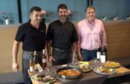 Peñíscola; Visita a  l'Hotel-Restaurant La Cabaña per conèixer  el seu menú de les Jornades Gastronòmiques de la Mar i l'Horta 08-06-2018