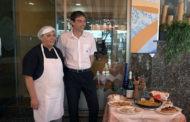 Peñíscola; Visita al restaurant El Caragol de Peñíscola per conèixer  el menú de les Jornades Gastronòmiques del Mar i l'Horta 14-06-2018