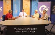 L'ENTREVISTA; Coral García Julbe de Vinaròs 22-06-2018