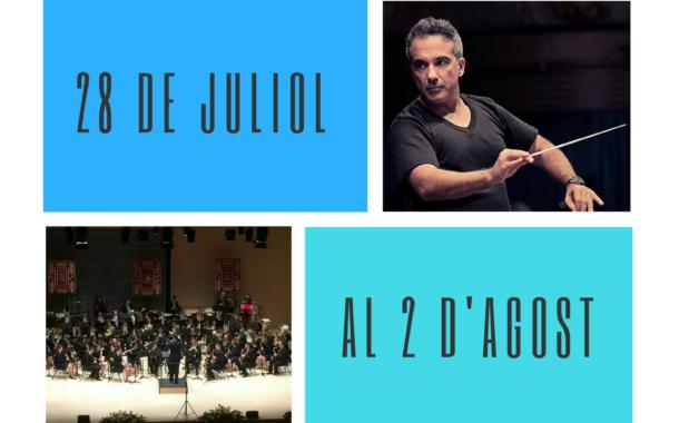 Càlig acollirà el 8è Curs de Direcció Musical del 28 de juliol al 2 d'agost