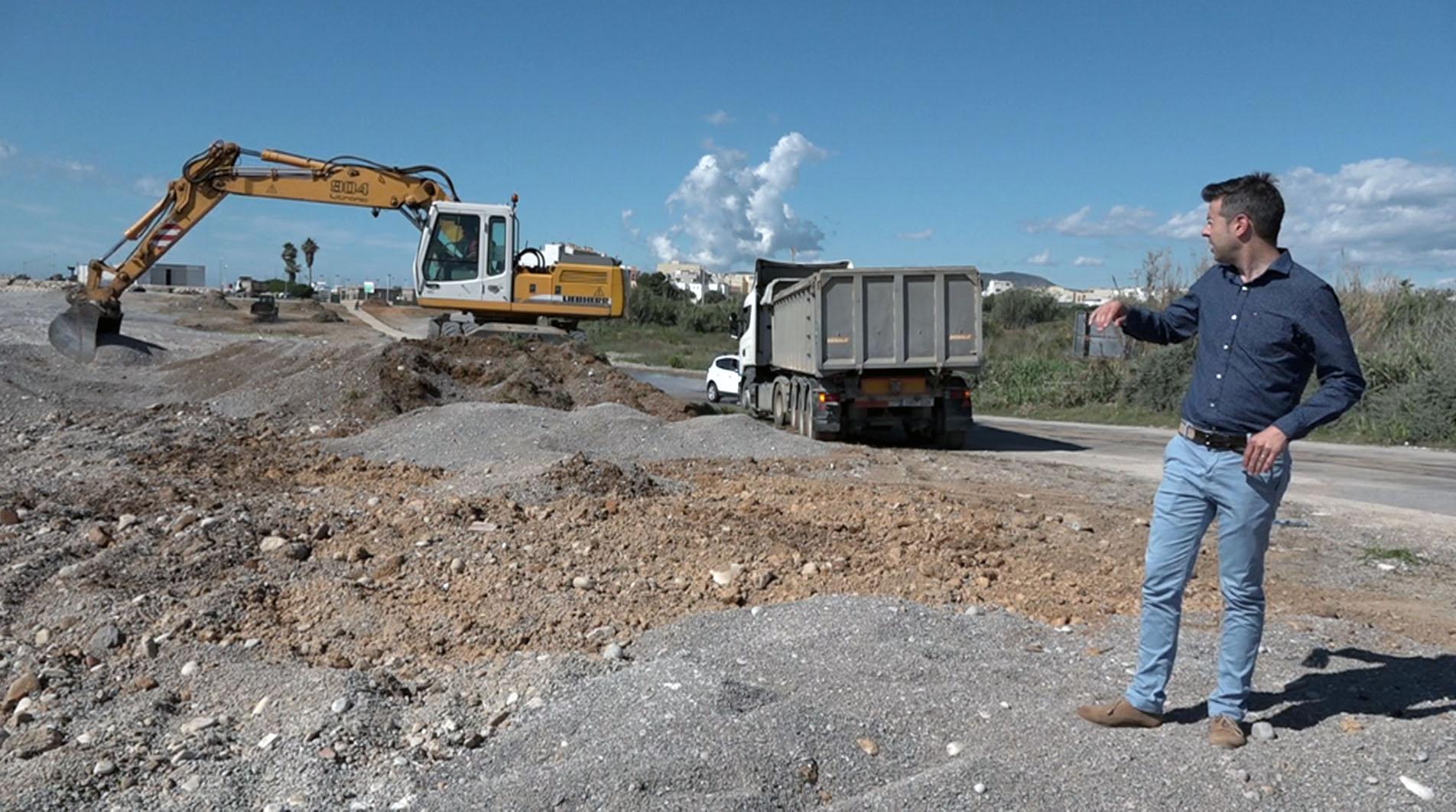 Benicarló, la Mar Xica està en òptimes condicions per a la nova temporada de bany