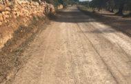 Canet lo Roig repara més de 9 quilòmetres de camins rurals