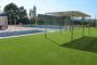 La Jana, finalitza la primera fase de remodelació de la piscina municipal
