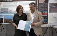 Benicarló; Inauguració de l'exposició de panells sobre el Programa de paisatge de la infraestructura verda del litoral a Benicarló i Vinaròs 13-06-2018