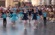 Benicarló; L'Escola de Dansa Ballet Lupe celebra el final de curs  i el Dia Internacional de la Dansa a la plaça Sant Bartomeu de Benicarló 29-06-2018