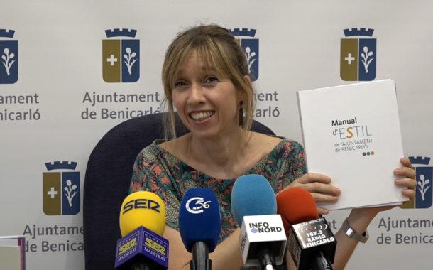 Benicarló edita el Manual d'Estil per millorar la comunicació administrativa amb els veïns