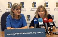 Benicarló; Roda de premsa per parlar  del Menjador Social de Benicarló 13-06-2018
