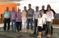 Peníscola ret un homenatge al primer finalista de Mister Espanya 2018, Vicent Llorach