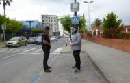 Vinaròs, s'instal·la un radar informatiu a l'avinguda Llibertat