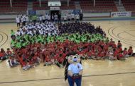 Benicarló acull la cloenda del programa Pilota Valenciana amb la participació de més de 350 xiquets