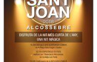 Alcossebre celebrarà la nit de Sant Joan amb un programació festiva per a tots els públics