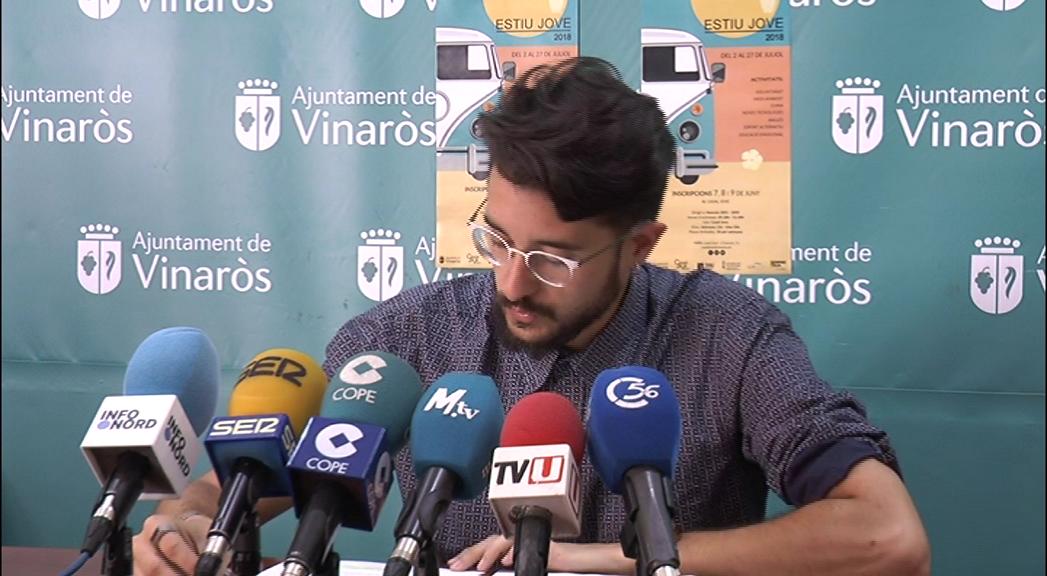 Vinaròs, Joventut presenta la nova programació d'Estiu Jove