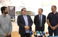Vinaròs, l'exposició Vies Verdes mostra els diversos senders i projectes que es desenvoluparan al municipi