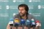 Vinaròs; roda de premsa del PSPV-PSOE de Vinaròs 14-06-2018