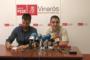 Vinaròs; roda de premsa de la Regidoria d'Urbanisme 14-06-2018