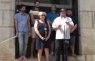Vinaròs, l'Ajuntament llegeix el manifest en defensa de la llibertat i identitat sexual en motiu del Dia de l'Orgull LGTBI
