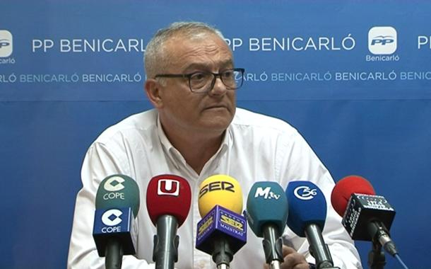Benicarló, el PP denuncia l'incompliment de les promeses del Govern Municipal per a renovar l'auditori Pedro Mercader