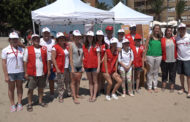 Benicarló; Presentació de l'agenda d'activitats d'estiu i una campanya de Creu Roja a Benicarló 16-07-2018