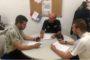 Peníscola; roda de premsa de la Regidoria d'Esports 26-07-2018