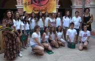 Benicarló; Concert d'estiu de la Coral Juvenil Kylix  al claustre del Museu de la Ciutat de Benicarló 14-07-2018